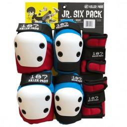 187 Six Pack Junior