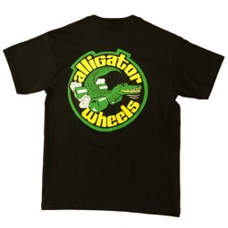 Alligator Camiseta Re-issued Classic Logo