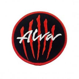 Alva Scratch Patch