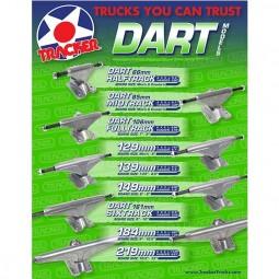 Tracker Dart Polished (85 - 219 mm)