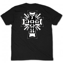 Dogtown Camiseta Cross Logo