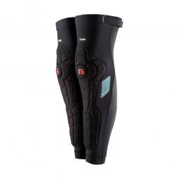G-Form Pro Ruget Knee Shin Negro Rodillera-Espinillera
