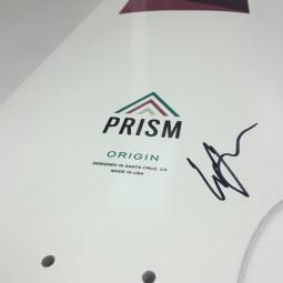 "Prism Origin 34.50"" x 9.75"" Firmada Liam Morgan"