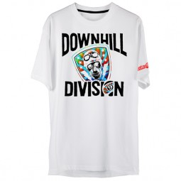 Sector 9 Camiseta DHD Legend Blanco