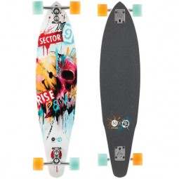"""Sector 9 Rise & Fall  38"""""""