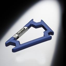 Sk8ology Llave Carabiner