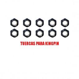 Vital Tuerca Kingpin Pack 10 Tuercas
