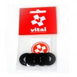 Vital Flat Washer 24mm Pack 4