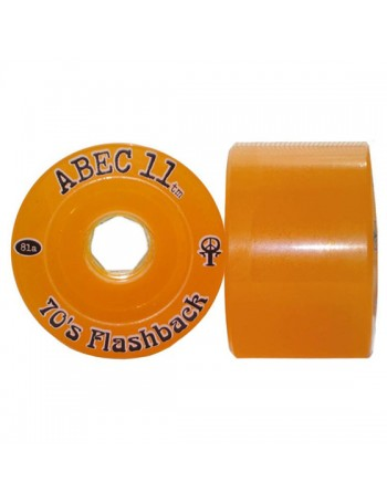 Abec11 Flashback Limited Edition Ambar 70mm 81A