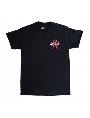 Alva Camiseta Scratch Logo