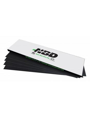 """Jessup Lija Ultra NBD 9"""" x 33"""" Black (20 Pack)"""