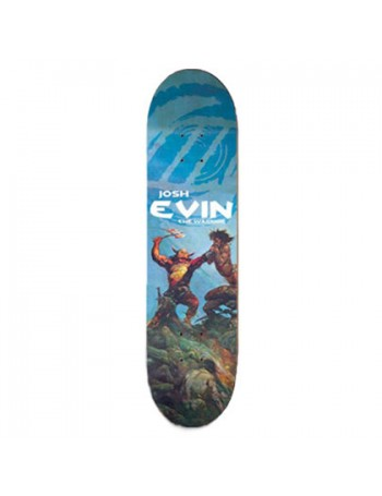 "Premium Destroyer Josh Evin 31.25"" x 7.75"""