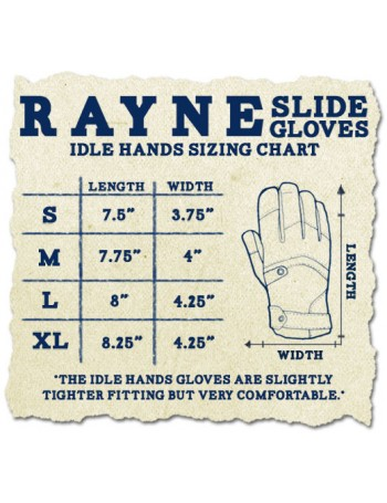 Rayne Gloves Slide