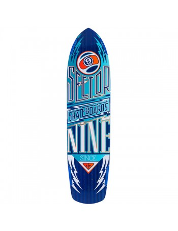 "Sector 9 Carbon Flight Deck 36 "" x 9.25"""