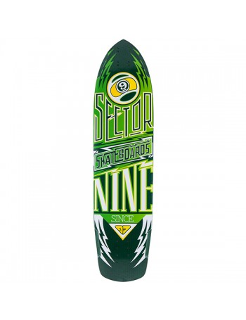 Sector 9 Carbon Flight Deck