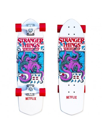 Madrid x Stranger Things - Arcade Cruiser 28.5""
