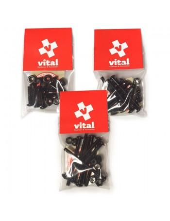 Vital Hardware Tornillería Phillips Pack 8
