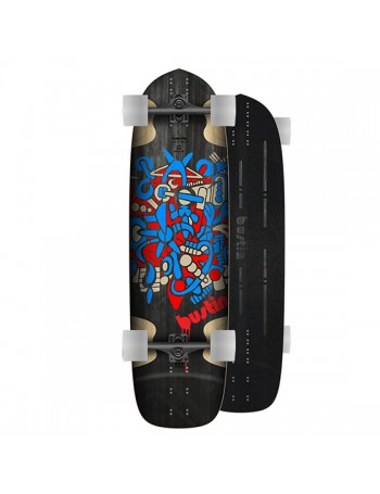 """Bustin Hydro Pro Jonas Richter 36"""" Thermo Carbon Complete"""