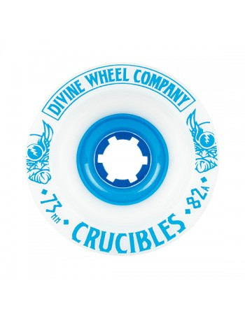 Divine Crucible 73mm Wheels