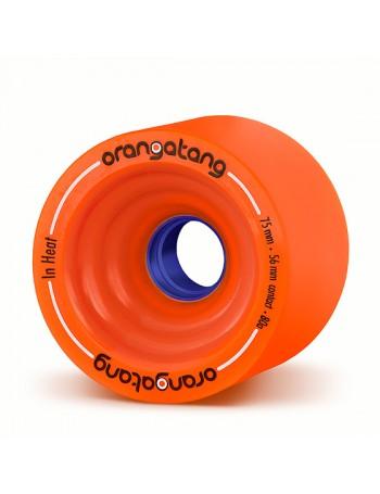 Orangatang Wheels In Heat 75mm