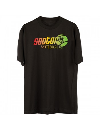 Sector 9 T-Shirt Marquee Rasta