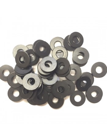 Vital Drop Through Washers Pack 100