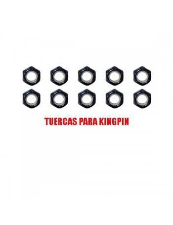 Vital  Nut  Kingpin Pack 10 Nuts