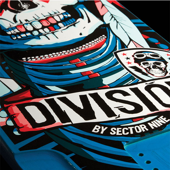 Sector 9 DHD Arrow Louis Pilloni 39.50